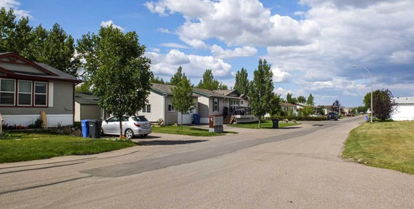 station grounds manufactured home coaldale alberta