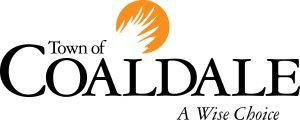 town of coaldale, alberta logo